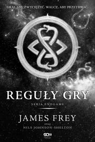 okładka Endgame. Reguły Gry. Ebook | EPUB,MOBI | James Frey