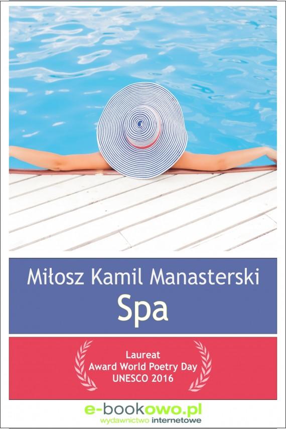 okładka Spa. Ebook   EPUB, MOBI   Miłosz Kamil Manasterski
