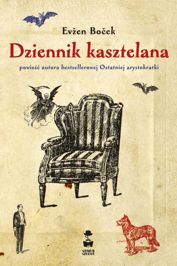 okładka Dziennik Kasztelana. Ebook | EPUB, MOBI | Evžen Boček, Mirosław  Śmigielski