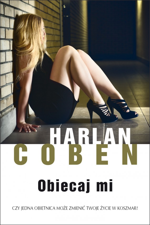 okładka Obiecaj miebook | EPUB, MOBI | Harlan Coben, Zbigniew A. Królicki