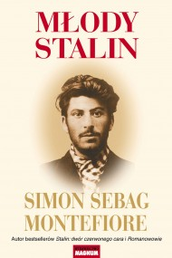 okładka Młody Stalin. Ebook   EPUB,MOBI   Simon Sebag Montefiore, Maciej Antosiewicz
