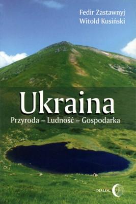 okładka Ukraina, Ebook | Fedir Zastawnyj, Witold Kusiński