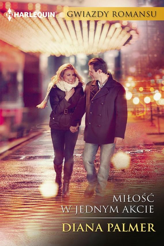 okładka Miłość w jednym akcieebook | EPUB, MOBI | Diana Palmer