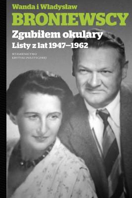 okładka Zgubiłem okulary, Ebook | Władysław  Broniewski, Wanda Broniewska