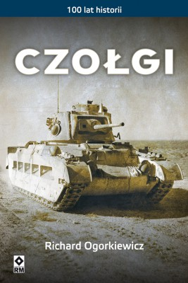 okładka Czołgi, Ebook | Richard Ogorkiewicz