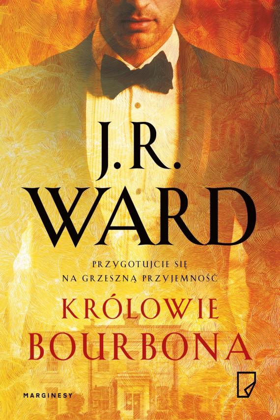 okładka Królowie bourbonaebook | EPUB, MOBI | Agnieszka Wilga, Roman Honet, J.R. Ward