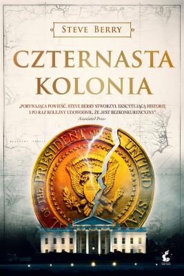 okładka Czternasta kolonia, Ebook | Steve Berry
