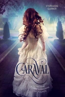 okładka Caraval, Ebook | Stephanie Garber