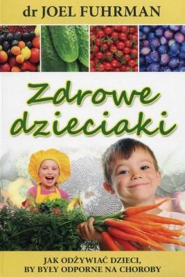 okładka Zdrowe dzieciaki, Ebook   Joel Fuhrman