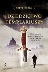 okładka Dziedzictwo templariuszy. Ebook | papier | Steve Berry