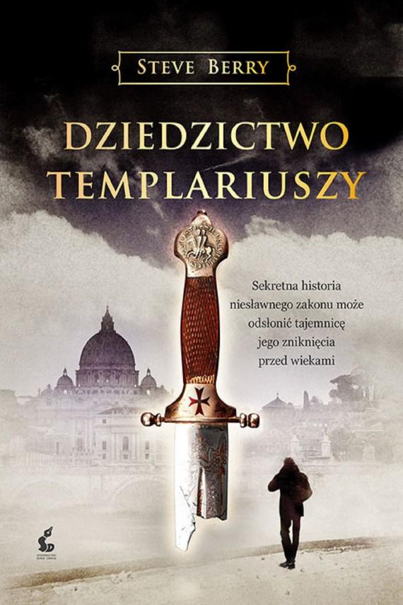 okładka Dziedzictwo templariuszyebook | EPUB, MOBI | Steve Berry