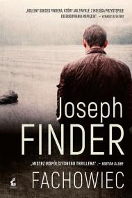 okładka Fachowiec, Ebook | Joseph Finder, Przemysław Hejmej