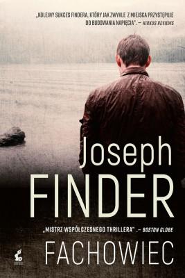 okładka Fachowiec, Ebook | Joseph Finder