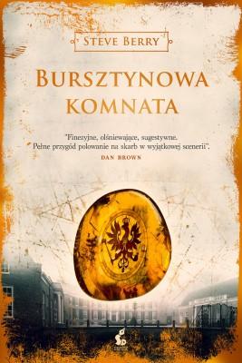 okładka Bursztynowa Komnata, Ebook | Steve Berry