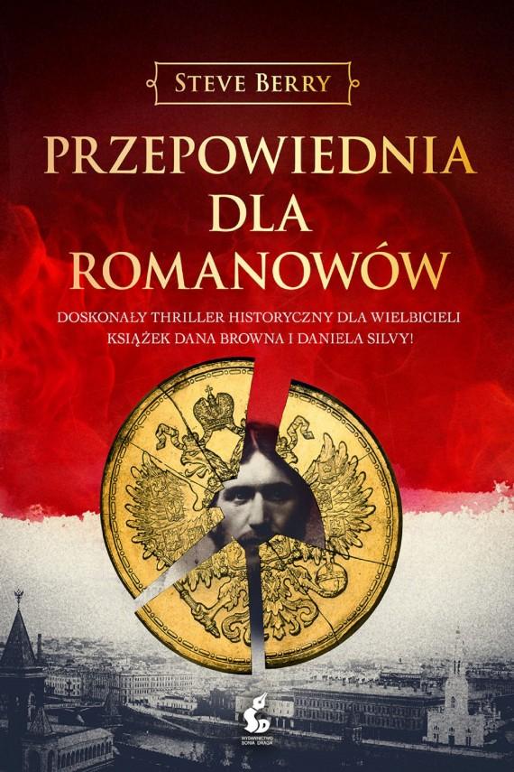 okładka Przepowiednia dla Romanowówebook | EPUB, MOBI | Steve Berry