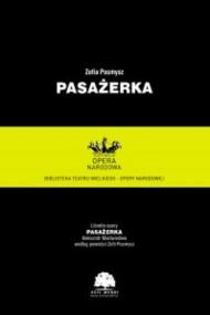 okładka Pasażerka. Ebook   EPUB,MOBI   Zofia Posmysz