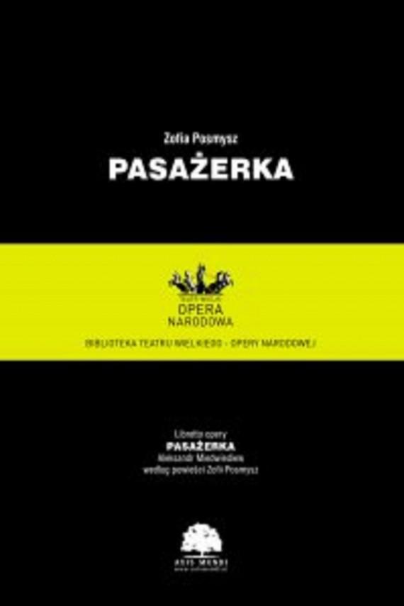 okładka Pasażerka. Ebook   EPUB, MOBI   Zofia Posmysz