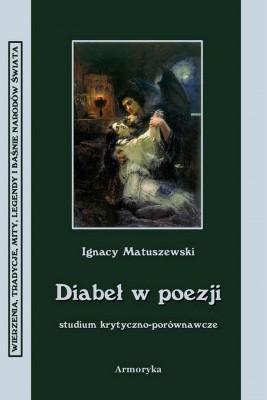okładka Diabeł w poezji, Ebook | Ignacy Matuszewski