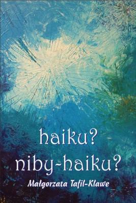 okładka haiku? niby - haiku?, Ebook | Małgorzata Tafil-Klawe