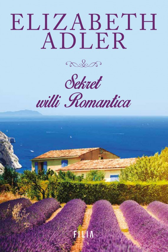 okładka Sekret willi Romantica. Ebook | EPUB, MOBI | Elizabeth Adler