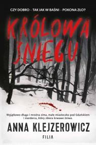 okładka Królowa śniegu. Ebook   EPUB,MOBI   Anna Klejzerowicz