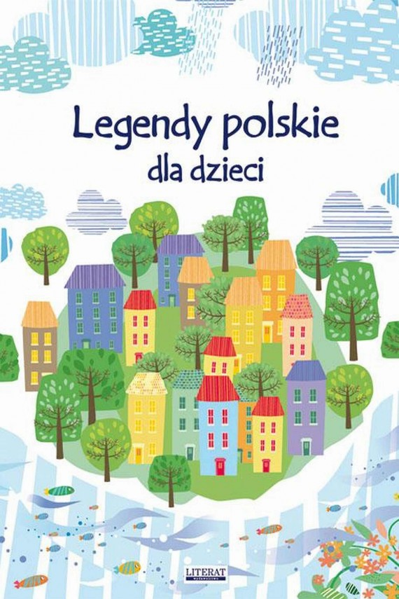 okładka Legendy polskie dla dzieciebook | PDF | Małgorzata  Korczyńska