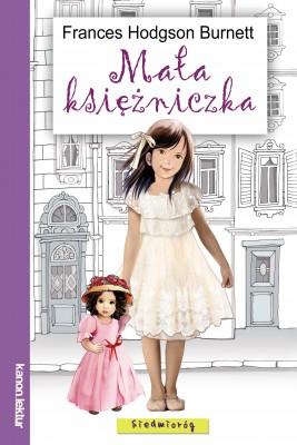 okładka Mała księżniczka, Ebook | Frances Burnett  Hodgson