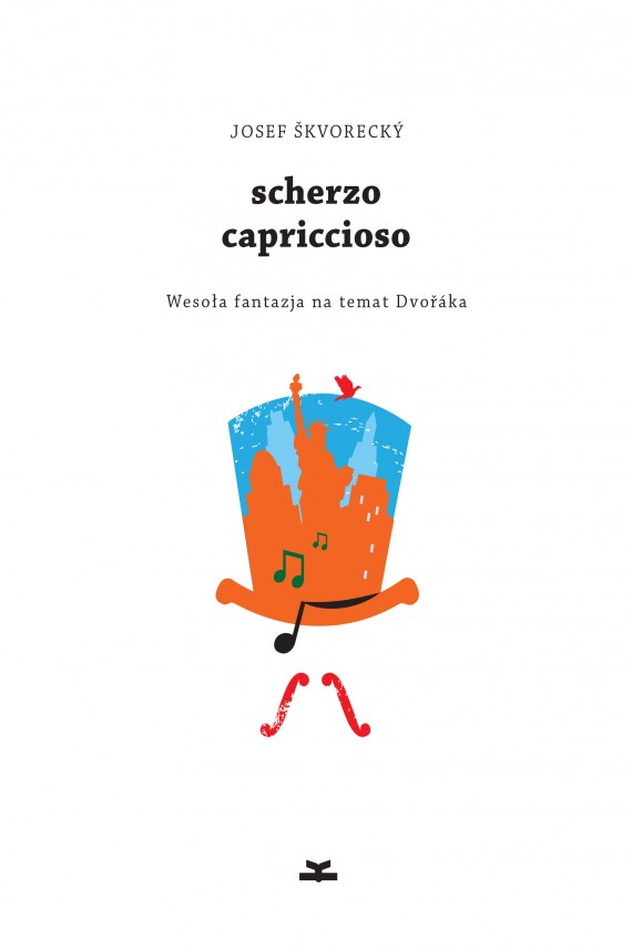 okładka Scherzo capriccioso. Ebook | EPUB, MOBI | Josef Škvorecký, Andrzej Jagodziński