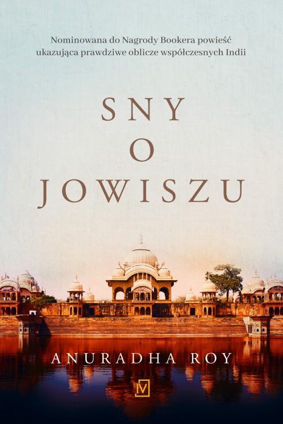okładka Sny o Jowiszu. Ebook | EPUB, MOBI | Anuradha Roy