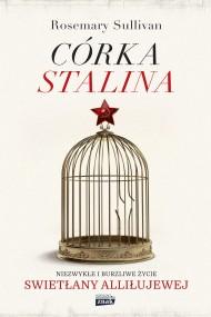 okładka Córka Stalina. Ebook   EPUB,MOBI   Rosemary Sullivan