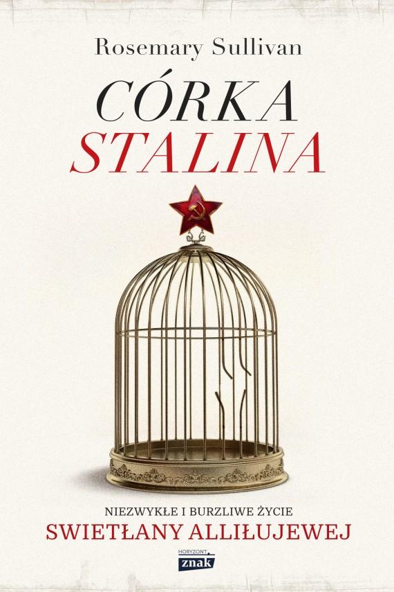 okładka Córka Stalinaebook | EPUB, MOBI | Rosemary Sullivan