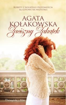 okładka Zaciszny Zakątek, Ebook | Agata Kołakowska