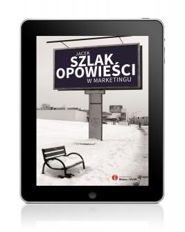 okładka Opowieści w marketingu, Ebook   Jacek Szlak