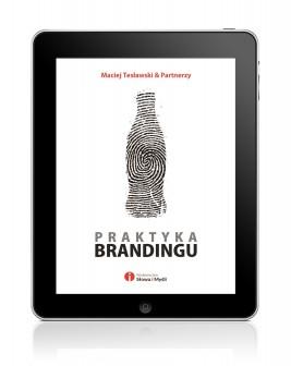 okładka Praktyka brandingu, Ebook   Maciej Tesławski