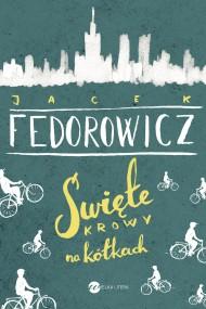 okładka Święte krowy na kółkach, Ebook   Jacek Fedorowicz