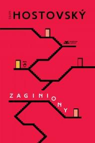 okładka Zaginiony. Ebook | papier | Andrzej Jagodziński, Egon Hostovský