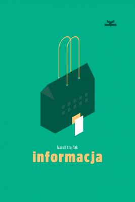 okładka Informacja, Ebook | Maroš  Krajňak