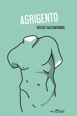 okładka Agrigento, Ebook | Kostas Hatziantoniou, Karolina Berezowska