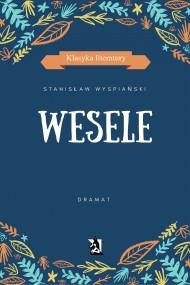 okładka Wesele, Ebook   Stanisław Wyspiański