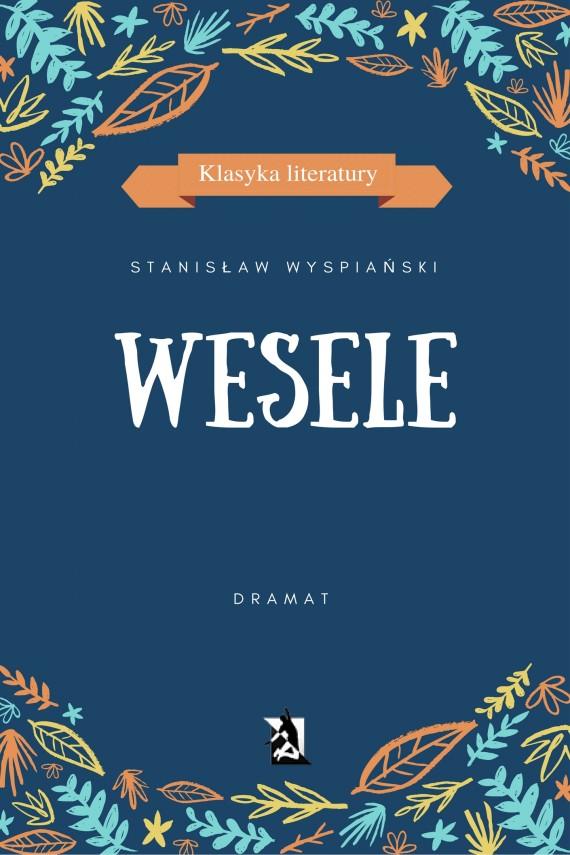 okładka Weseleebook | EPUB, MOBI | Stanisław Wyspiański