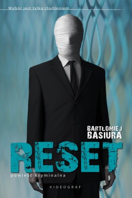 okładka Reset, Ebook   Bartłomiej Basiura