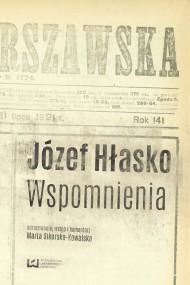 okładka Józef Hłasko, Ebook | Marta Sikorska-Kowalska