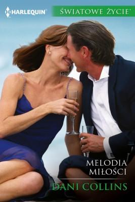 okładka Melodia miłości, Ebook   Dani Collins