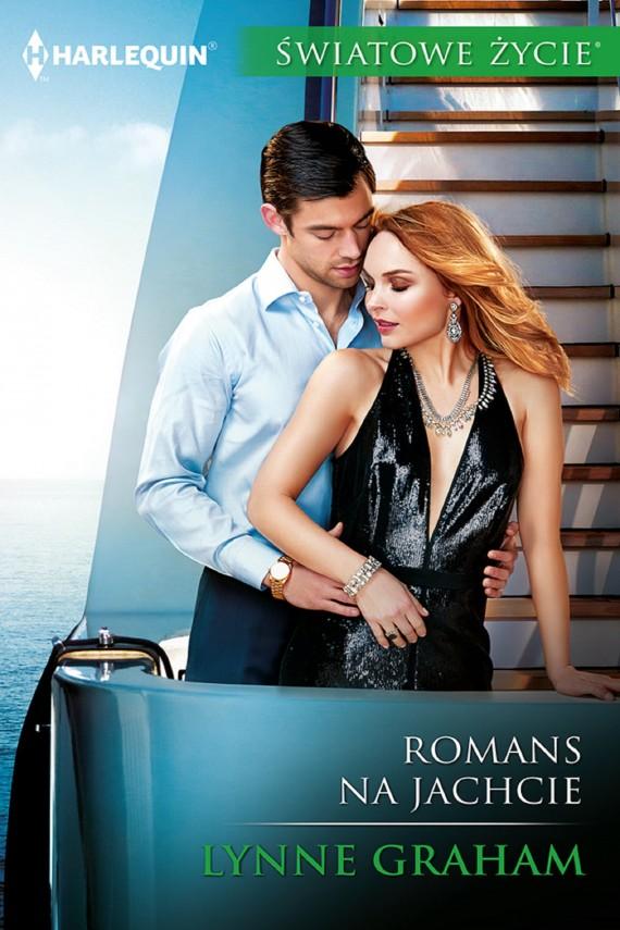 okładka Romans na jachcieebook | EPUB, MOBI | Lynne Graham