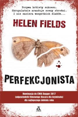 okładka Perfekcjonista, Ebook   Helen Fields