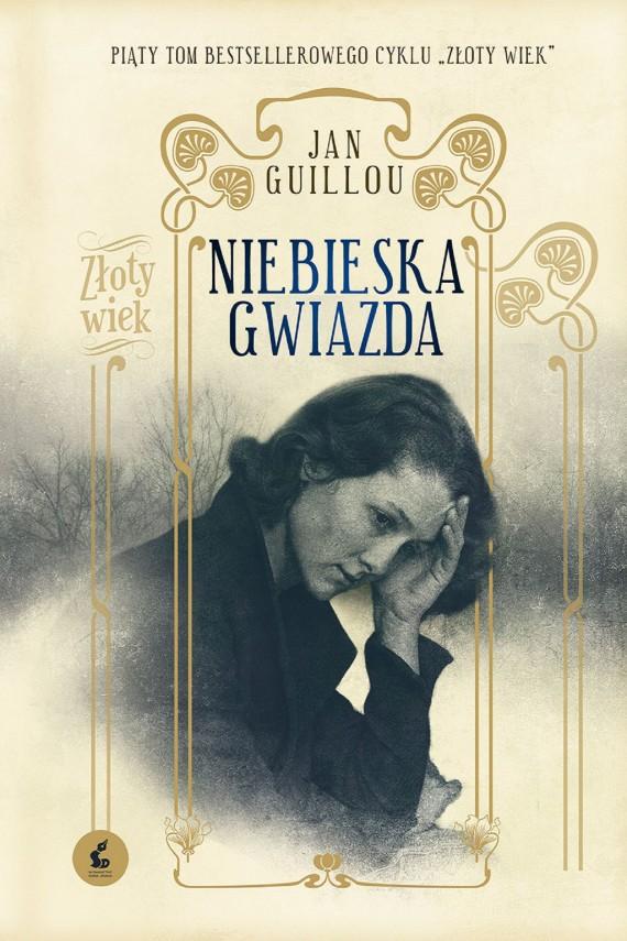 okładka Niebieska Gwiazdaebook   EPUB, MOBI   Jan  Guillou, Maciej Muszalski