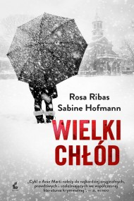 okładka Wielki chłód, Ebook   Rosa Ribas, Sabine Hofmann, Patrycja Zarawska