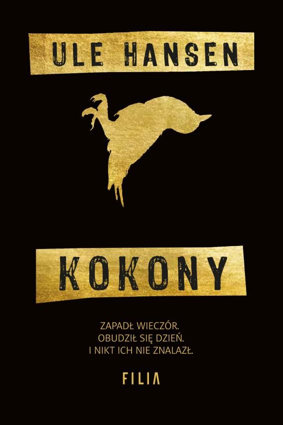 okładka Kokony. Ebook | EPUB, MOBI | Ule Hansen
