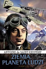 okładka Ziemia, planeta ludzi, Ebook | Antoine  de Saint-Exupery