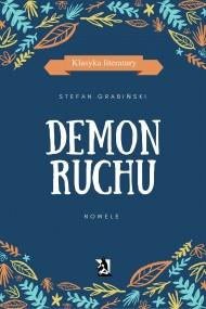 okładka Demon ruchu. Ebook | EPUB,MOBI | Stefan Grabiński